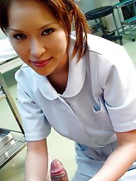 Nurse, Japanese, Dick, Asian teen, Japanese teen