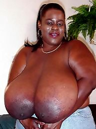 Big, Ebony boobs, Ebony big boobs
