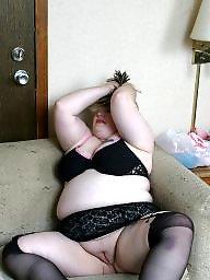 Bbw stockings, Bbw stocking, Bbw amateur boobs