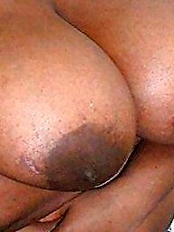 Areola, Big nipples, Black