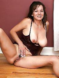 Tits, Brunette, Tit mature, Brunette mature