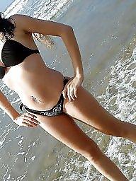Bath, Suit, Bikinis, Bikini beach, Bathing