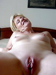 Shaved, French, Mature shaved, Mature pussy, Shaving, Housewife