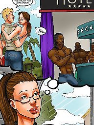 Interracial cartoon, Cartoon interracial, Interracial cartoons