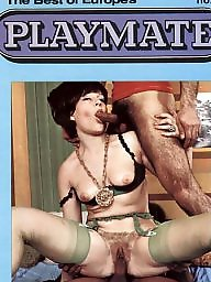 Blowjob, Magazine, Vintage hairy, Hairy vintage, Magazines, Vintage blowjobs