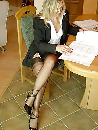 Suit, Lady, Vintage mature