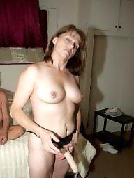 Lesbian, Mature lesbian, Mature boobs