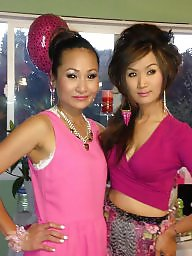 Trans, Asian milf
