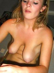 Wifes tits, Stocking milf