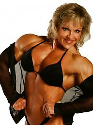 Female, Bodybuilder