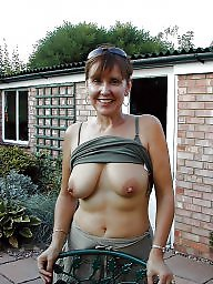 Tit mature, Mature nipples