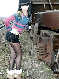 Nylons, Nylon stockings