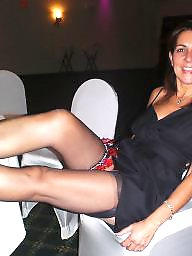 Mature mix, Sexy stockings, Mature stockings