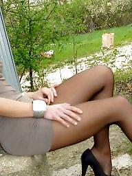 Pantyhose, Hot