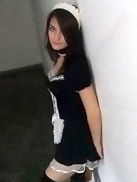 Porn, Romanian, Teen stockings