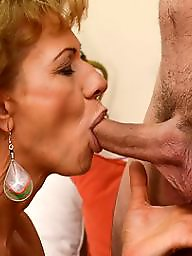 Granny, Mature blowjob, Granny blowjob, Suck, Blowjobs, Sucking