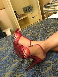 Feet, My wife