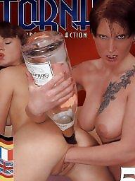 Magazine, Magazines, Groups, Lesbian toy