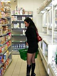 Shop, Shopping, Nudity