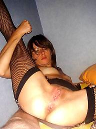 French, Slutty, Wife anal, Sexy wife