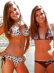 Teen bikini, Groups