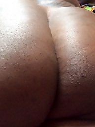 Ebony, Ebony amateur, Wife ass