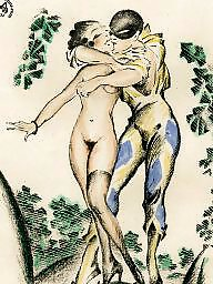 Art, Erotic, Erotic art, X art