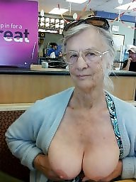 Grannies, Mature cock, Hard
