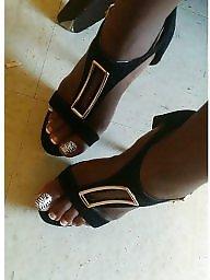 Foot, Ebony amateur, Black amateur