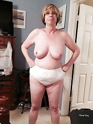 Granny, Bbw granny, Granny bbw, Grannies, Panties, Mature panties