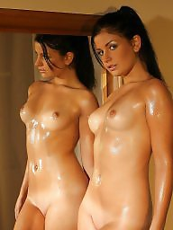 Wet, Wetting, Oiled
