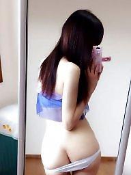 Japanese, Asian, Lingerie, Student, Students, Amateur lingerie