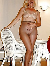 Girdle, Stockings, Nylons