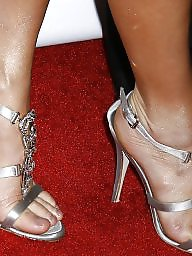 Feet, Stockings, Celebrity, Stocking feet, Celebrities