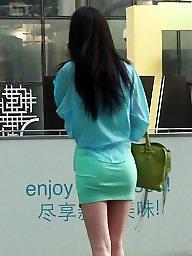 Chinese, Public, Chinese girl