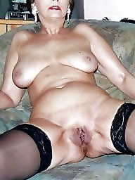 Granny mature, Amateur grannies
