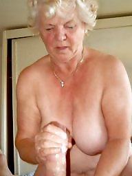 Mature granny, Amateur granny