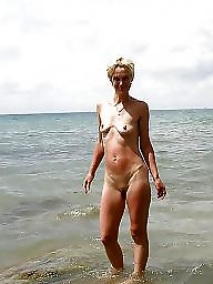 Nudist, Mature beach, Nudists, Beach, Beach mature, Mature nudist