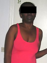 Ebony milf, Black milf, Ebony amateur
