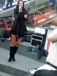 Skirt, Spy, Romanian, Hidden cam, Girl, Skirts