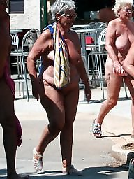 Mature nipples, Horny