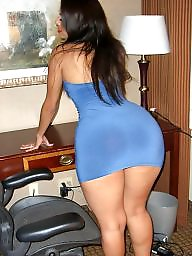 Mature ass, Mature big ass, Dress, Mature butt, Mature dress, Candid