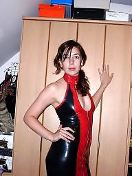 Mature, Latex, Leather, Pvc, Amateur mature, Milf