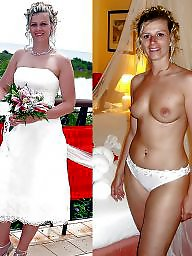 Bride, Clothes, Clothed