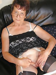 Granny, Granny stockings, Milf stockings, Granny stocking, Granny femdom, Stockings granny