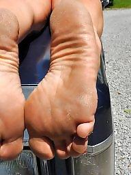 Feet, Femdom, Mature feet, Mature femdom, Femdom mature