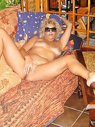 Bulgarian, Mature blonde, Whore, Mature whore