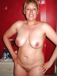 Mature tits, Mature nipple