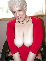 Mature boobs, Big boob mature