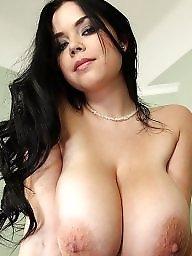Breast, Big nipples, Nature, Natural, Breasts, Women